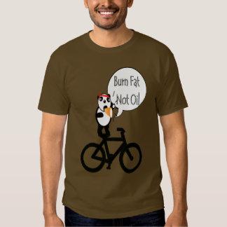 Burn Fat Not Oil - T-Shirt