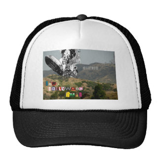 Burn Hollywood Burn Trucker Hat