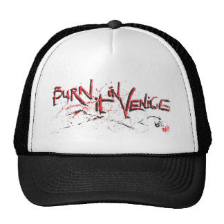 Burn it in Venice Trucker Hat