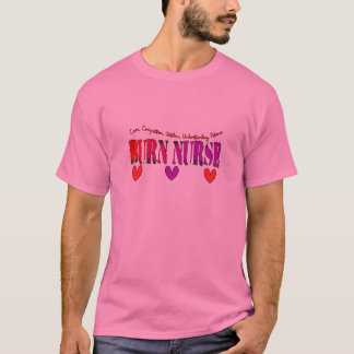 Burn Nurse Gifts T-Shirt