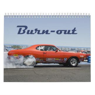 Burn-out Calendar