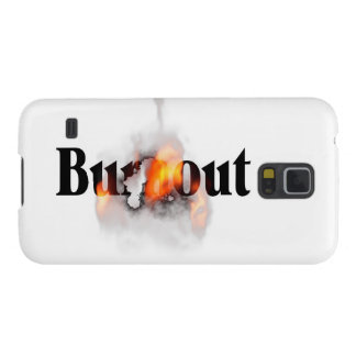 Burn Out Case For Galaxy S5