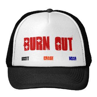 Burn Out, scott, noah, chase Trucker Hat