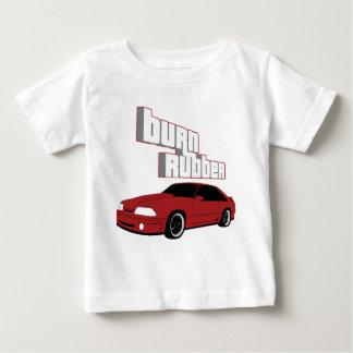 burn rubber baby T-Shirt