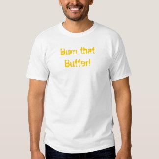 Burn that Butter! Dresses