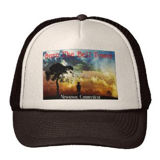 Burn The Bell Tower Trucker Hat