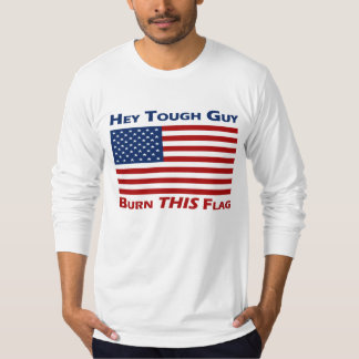 Burn THIS Flag (US) T-Shirt