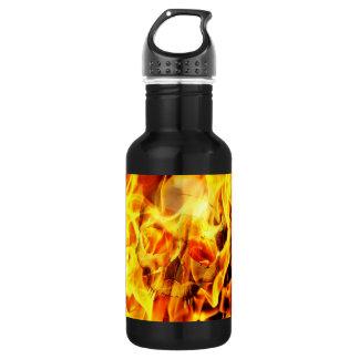 Burn Water Bottle