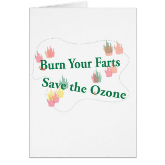burn your farts card