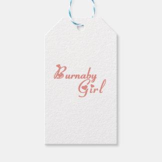 Burnaby Girl Gift Tags