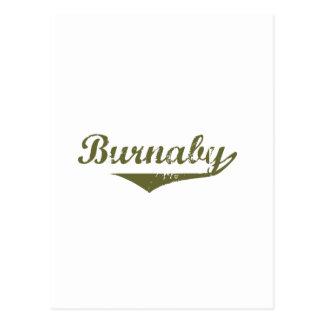 Burnaby Postcard