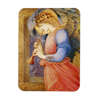 Burne-Jones Angel  CC0542 Fridge Art Collection Magnet