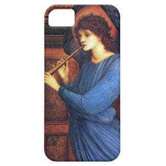 Burne-Jones Angel Playing Flageolet iPhone 5 Case