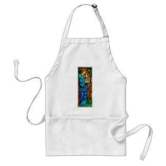 Burne-Jones,_Sir_Edward,_Saint_Cecilia,_ca._1900 Adult Apron