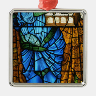 Burne-Jones,_Sir_Edward,_Saint_Cecilia,_ca._1900 Metal Ornament