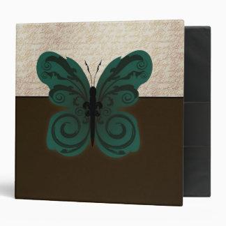 "Burned Butterfly 2"" Binder"