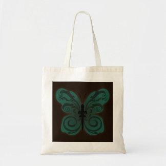 Burned Butterfly Bag