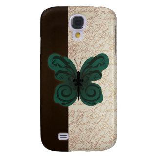Burned Butterfly Speck Case Galaxy S4 Case