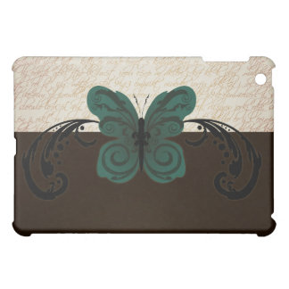 Burned Butterfly Speck Case iPad Mini Cases