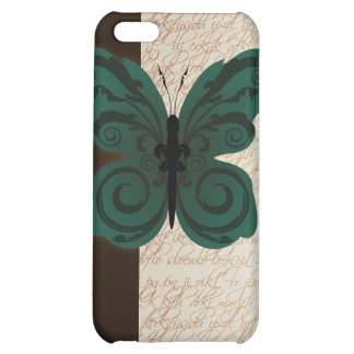 Burned Butterfly Speck Case iPhone 5C Case
