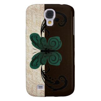 Burned Butterfly Speck Case Samsung Galaxy S4 Case