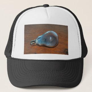 Burned Out Bulb Trucker Hat