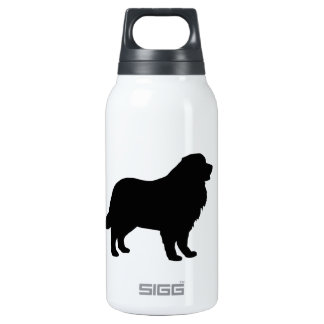 Burnese Mountain Dog Gear 10 Oz Insulated SIGG Thermos Water Bottle