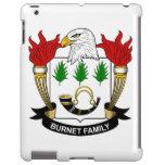 Burnet Family Crest