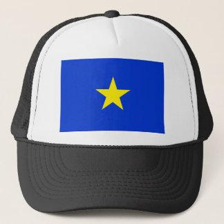 Burnet Flag (Texas 1836) Trucker Hat