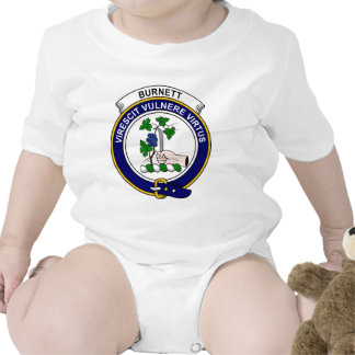 Burnett Clan Badge Bodysuits