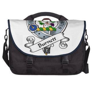 Burnett Clan Badge Commuter Bag