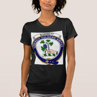 Burnett Clan Badge Tee Shirts