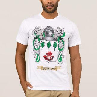 Burnett Coat of Arms (Family Crest) T-Shirt