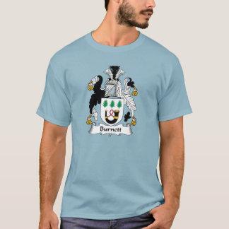 Burnett Family Crest T-Shirt