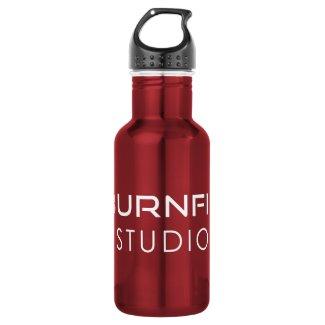 BurnFit Studio Water Bottle