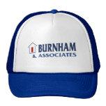 Burnham & Associates Trucker Hats