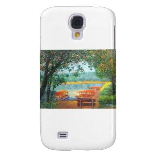 Burnham Park, Baguio City, Philippines Samsung S4 Case