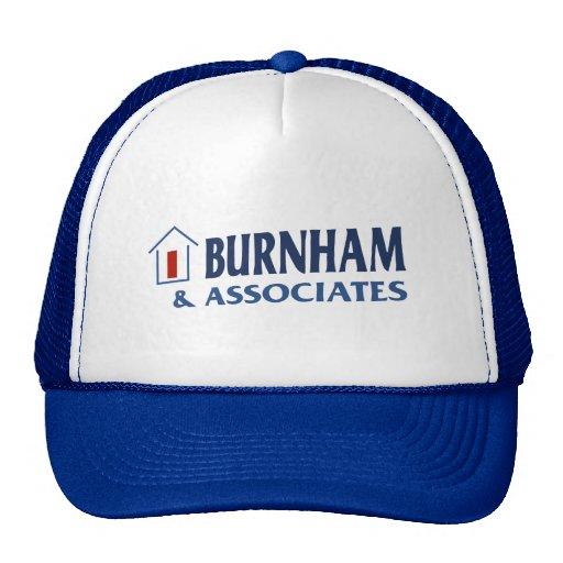 Burnham y socios gorras