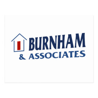 Burnham y socios tarjeta postal