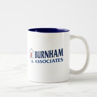 Burnham y socios tazas