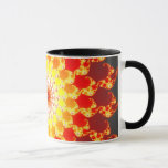 Burnin Ambition - Fractal Mug