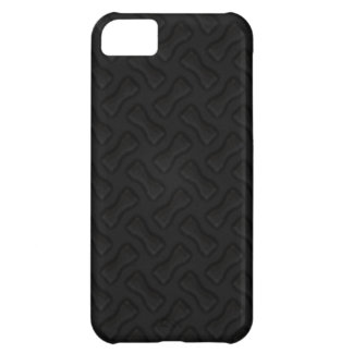 Burnin' Rubber New Tire Tread Black Case For iPhone 5C