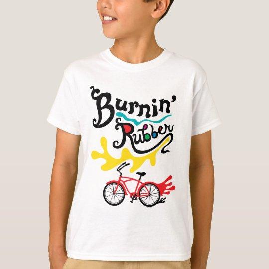 burnin rubber T-Shirt