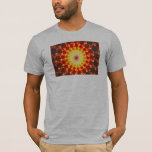 Burning Ambition - Fractal T-Shirt