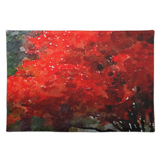 Burning Autumn Placemat