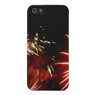 Burning Blasts Case For iPhone SE/5/5s
