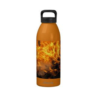Burning Brush Drinking Bottles
