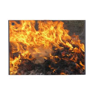 Burning Brush Cases For iPad Mini
