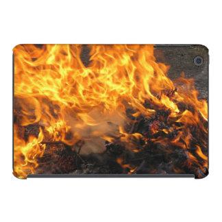 Burning Brush iPad Mini Cover