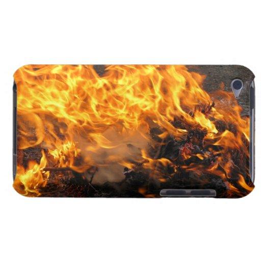 Burning Brush iPod Case-Mate Case